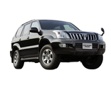 Toyota Land Cruiser Prado 120 (2002-2009)