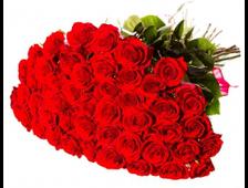 49 роз букет Парад