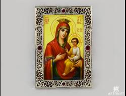 """Икона Пресвятой Богородицы """"Скоропослушница"""". Заказать икону Божией Матери."""