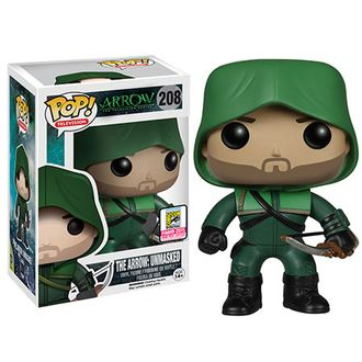 Funko Pop! Television: Arrow - The arrow: unmasked | Фанко Поп! Сериал: Стрела - Стрела: без маски