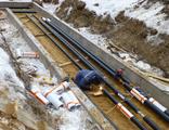 Прокладка инженерных сетей: водопровод, канализация