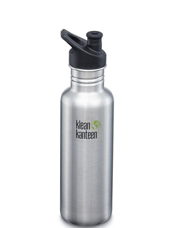 Бутылка Klean Kanteen Classic Loop 27oz (800 мл)	Brushed Stainless