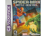 """Spider-man, Battle for New York"" Игра для GBA"