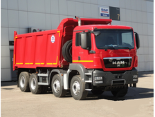 АРЕНДА САМОСВАЛА MAN TGS 41.390 8X4 BB-WW