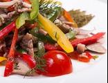 Салат с языком (230 грамм)