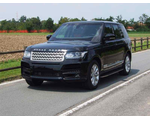 Various luxury elongated and armored SUVs based on Range Rover Vogue L405 SC SWB / EWB in VR7 and VR9, 2018-2019 YP