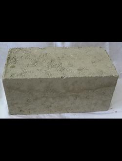 Блок керамзитобетонный стеновой полнотелый КСР-ПР-39-75-F50-1400 ГОСТ 6133-99