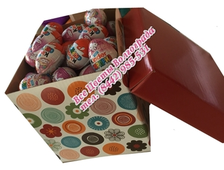 Подарочная коробочка Киндер шоколадное яйцо (51 шт)