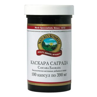Cascara Sagrada NSP /  Каскара Саграда НСП.