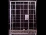 Двери-решетки металлические