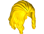 Minifigure, Hair Long, Parted in Front, Yellow (34316 / 6254676)