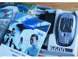 Nokia 6600 оригинал