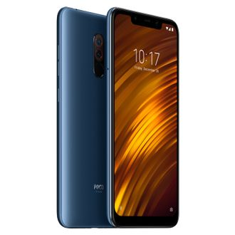 Смартфон Xiaomi Pocophone F1 6/64GB Blue Global version