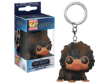 Брелок Funko Pocket POP! Keychain: Fantastic Beasts 2: Baby Niffler Brown