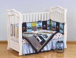 Комплект в кроватку для новорожденных shapito by giovanni Transportation