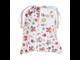 Простынь на резинке для новорожденных shapito by giovanni Совы белый