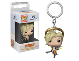 Брелок Funko Pocket POP! Keychain: Overwatch: Mercy