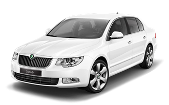 Чехлы на Skoda Superb II (2008-2013)