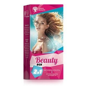 """Набор """"BeautyBox"""" (Красота и сияние) с коэнзим Q10 купить"""