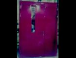 Двери железные без утепления