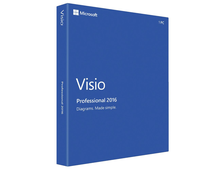 Microsoft Visio Professional Russian Lic/SA Pack OLP C GOVT D87-03001