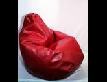 Кресло-груша XXL, экокожа (цвет на выбор)