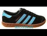 Кеды Adidas Gamburg коричневые