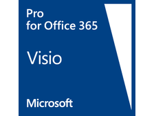 Microsoft Visio Professional for Office 365 Open Shrd Server SNGL SubsVL OLP NL Ann Qlfd R9Z-00003