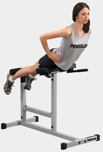 Римский стул Body Solid Powerline PCH24