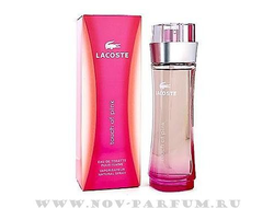 "Lacoste ""Touch Of Pink"", 90 ml"