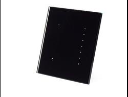 Q600W Mono (Чёрный) Многофункциональный сенсорный регулятор света для одноцветных, светодиодных источников света.