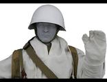 Красноармеец в зимнем обмундировании  - коллекционная фигурка 1/6  Winter Soviet soldier Suit AL10007 - AlertLine