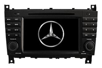 Штатная магнитола FlaxBox series KA-2609 MERCEDES Benz C-Class CLC (2008-2010) (Windows CE6.2)