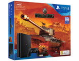 Sony Playstation 4 Slim + World of Tanks