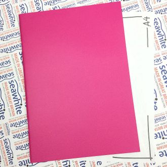 Скетчбук Seawhite Starter Sketchbook Matt Cover (A4, 40 стр., 140gsm) bugenvllia pink