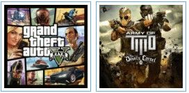 GTA V + Army of TWO The Devil's Cartel (цифр версия PS3) RUS
