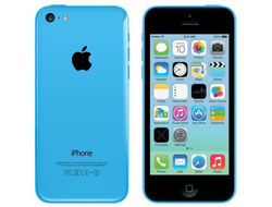Купить iPhone 5C 32Gb Blue в СПб