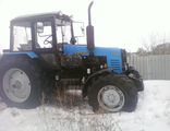 Продам б/у трактора МТЗ 1221!
