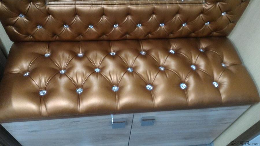 Мебель с каретной стяжкой своими руками 739