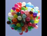 ШАРИКИ латексные с ГЕЛИЕМ или ВОЗДУХОМ (в дополнение к цветам)