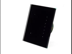 Q600N (Чёрный) Многофункциональный сенсорный диммер (светорегулятор) для ламп накаливания