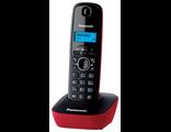 KX-TG1611UAR Black Red Радиотелефон DECT Panasonic цена купить в Киеве
