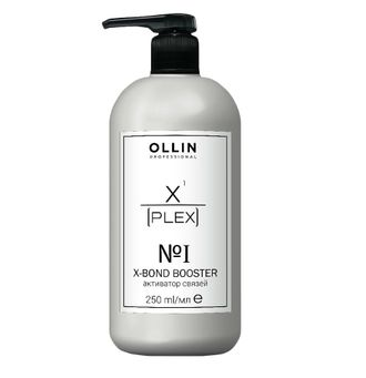 Ollin Professional X-Plex №1 X-Bond Booster Активатор связей 250 мл