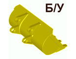 ! Б/У - Technic, Digger Bucket 8 x 10, Yellow (2951) - Б/У