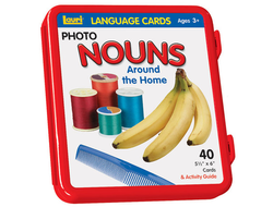 Nouns Photo Language Cards