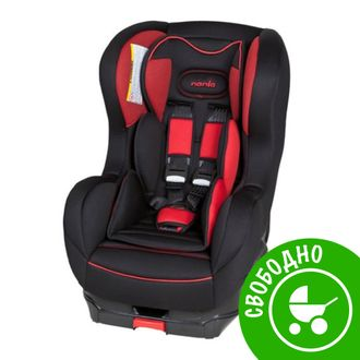 Автокресло Nania Cosmo SP Luxe Isofix Red