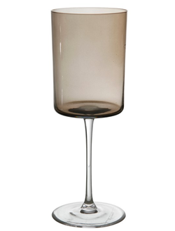 Бокал для вина WINE GLASS   DANIA SMOKE 26CL CRYSTALLINE 30340