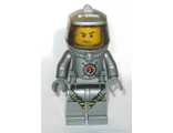 Volcano Explorer - Male Scientist with Heatsuit, Sweat Drops, n/a (cty0690)