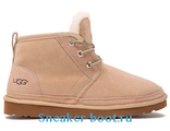 MENS NEUMEL BOOTS SAND