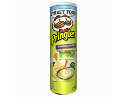 Чипсы Pringles Thai Green Curry